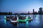 Floating Concerts auf der Alten Donau