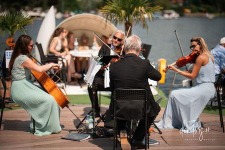 Konzertfrühstück 150 Jahre Alte Donau © Tristan Breyer